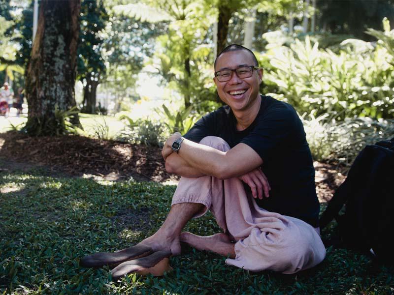 spiritual jourHan Wee Tan, Byron Bay Mindfulness Retreat
