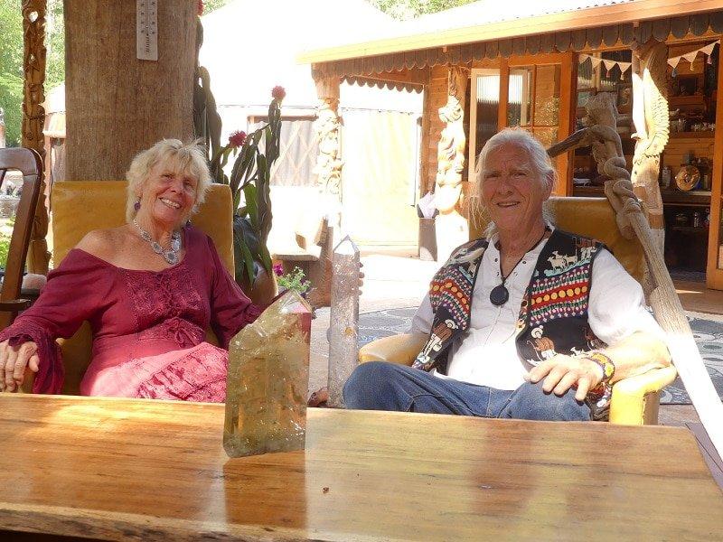Spiritual healing retreat Cairns Highlands