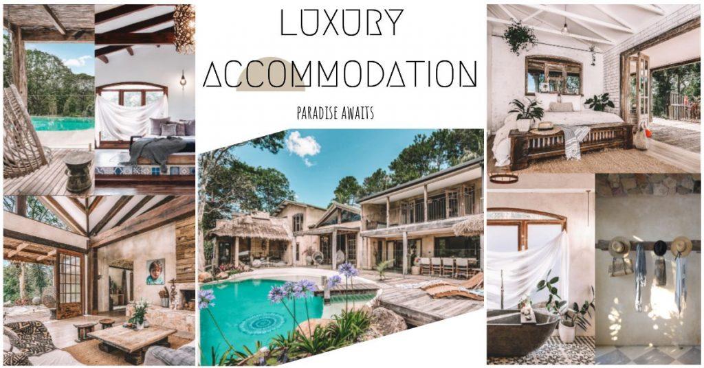 Luxury Accomodation